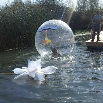 Ephemerisle: Zorb fun